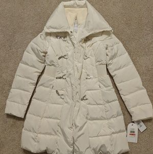 NWT Jessica Simpson Mid-Length Down Coat